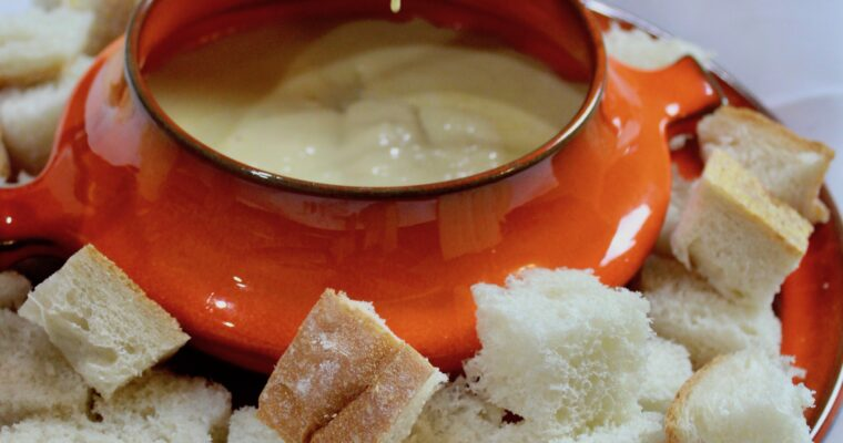 Vegan Fondue Cheese Recipe