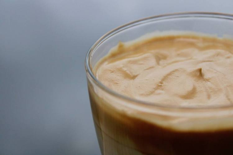 Whipped Coffee (dairy free)
